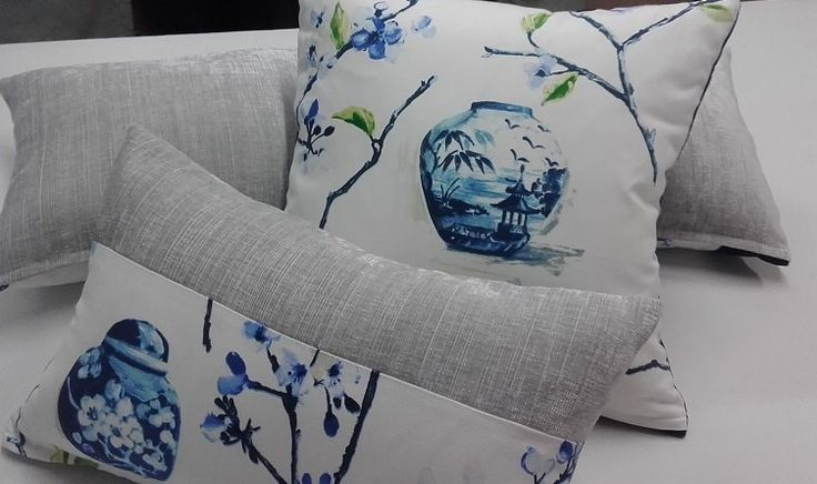 Cushions Manufactured at our own Workroom / Shop / Showroom at 1179 Sandgate Road, Nundah / Wallpaper Australia / The Ivory Tower - fabric & wallpaper    Ph 07 3256 9388 http://www.brisbanecurtains.online/home.html fabricwallpaperaustralia.com.au https://wallpaperaustralia.com.au/