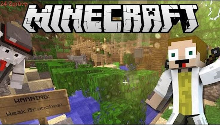 [GEJMR] Minecraft - ☠ DeathRun = škola 😀 ..něco nám ta hra naznačuje 🤔
