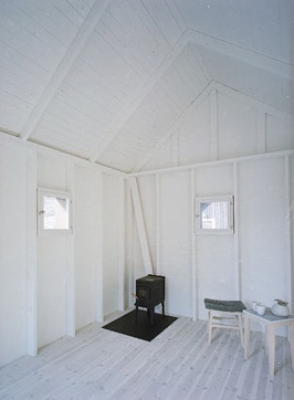 Sandell Sanberg Gotland cabins - interior essence: Beaches Cabins, Barns Cabins Cottages Country, Cabins Ideas, Sandell Cottage 6 Jpg, Sandel Sandberg, Beaches Houses, Interiors Essence, Gotland Cabins, Cabins Interiors