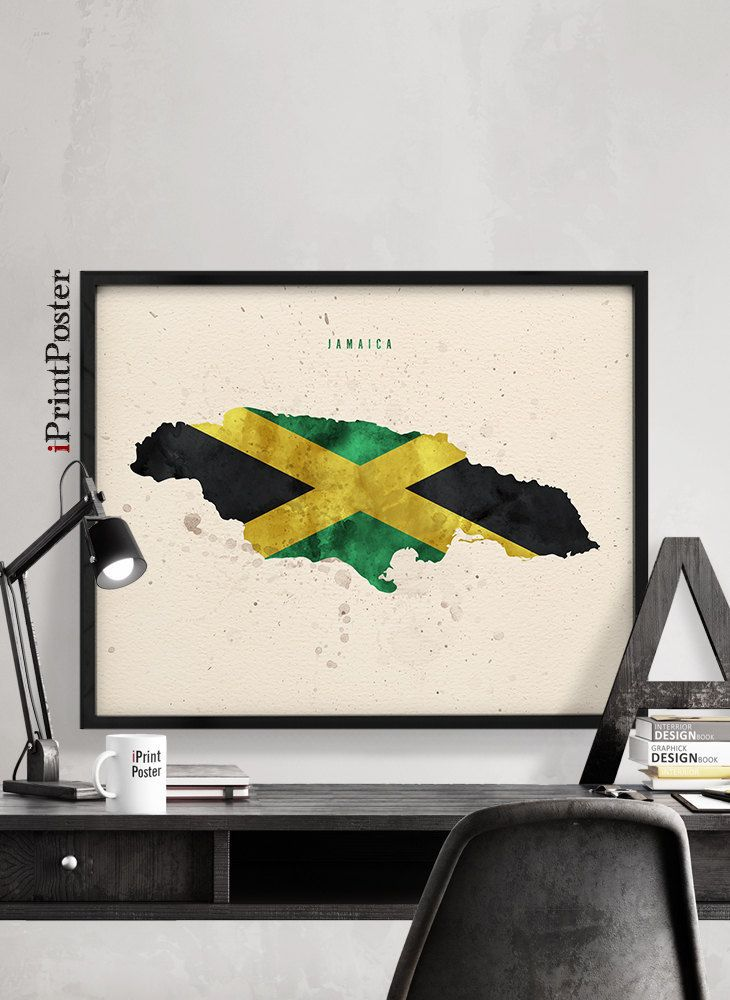 Best 25 jamaica flag ideas on pinterest flag of jamaica for Home decor jamaica
