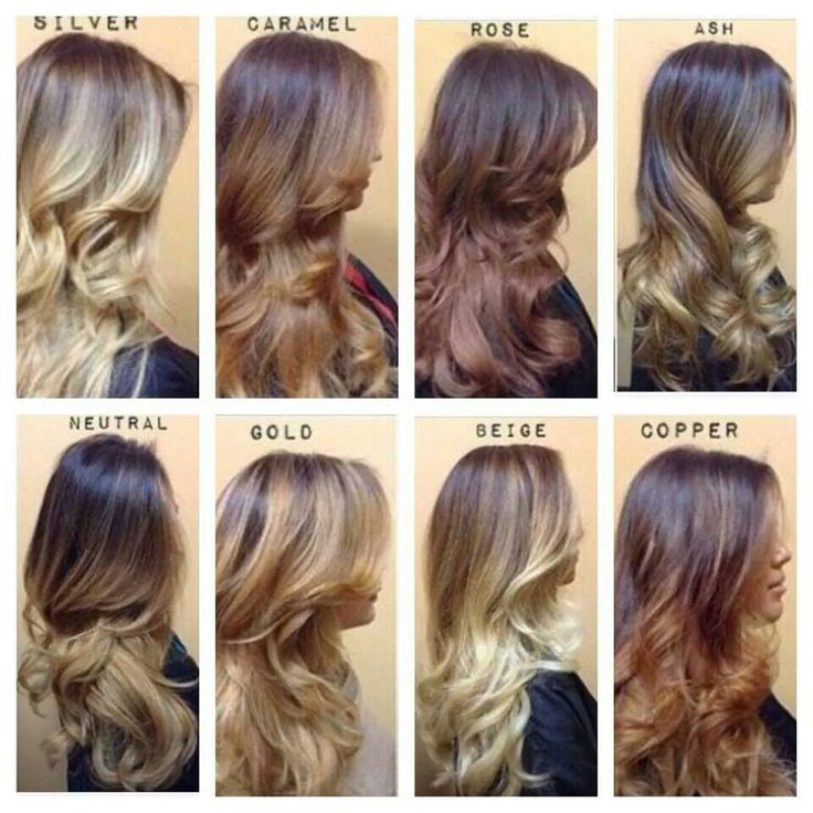 Hair colour for wedding