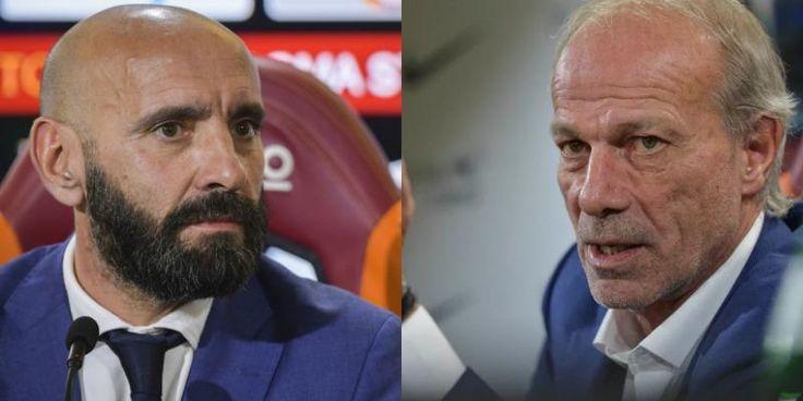 Inter e Roma hanno scelto il nome del nuovo allenatore l campionato non è ancora finito, ma si stanno già chiudendo i giochi per le panchine di Roma e Inter. Roma e Inter ecco i nuovi allenatori scelti da Monchi e Sabatini  Manca solo un turno di campi #inter #roma #monchi #sabatini #spalletti