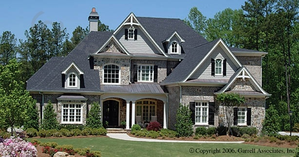 Fairmoore House Plan 01164 Front Elevation Craftsman Style House Plans F