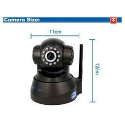 Trådlöst IP-kamera, IR, rörelsecensor