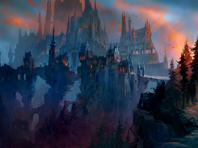 Collection Of World Of Warcraft Shadowlands Hd 4k Wallpapers Background Photo And Images World Of Warcraft Wallpaper Warcraft Art World Of Warcraft