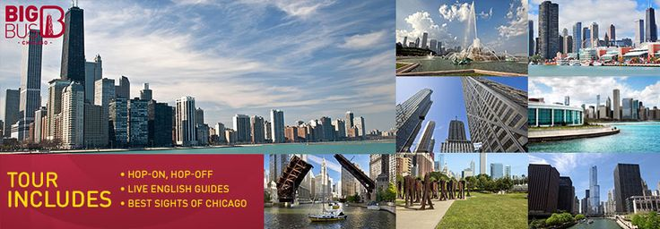 Chicago Bus Tours | Hop-On Hop-Off Chicago | Big Bus Tours