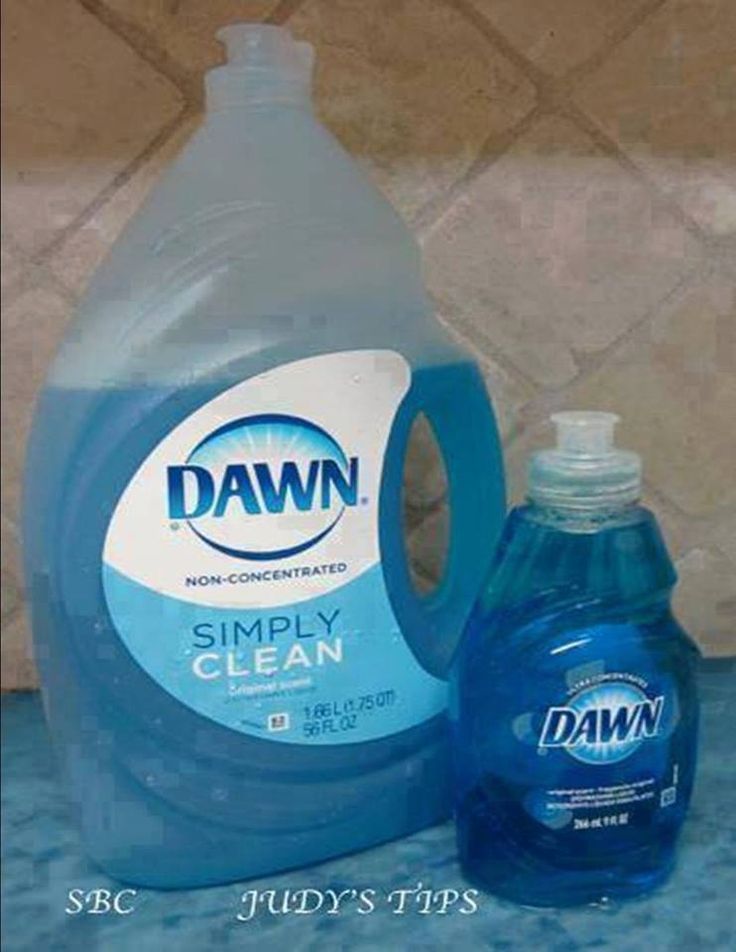 15 Uses For Dawn Dish Soap I Swear By This Stuff I