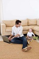 Carpet in areas of high use can look trampled over time.