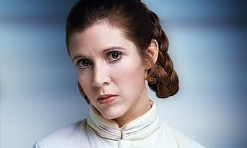 Carrie Fisher: 10 frases de la Princesa Leia