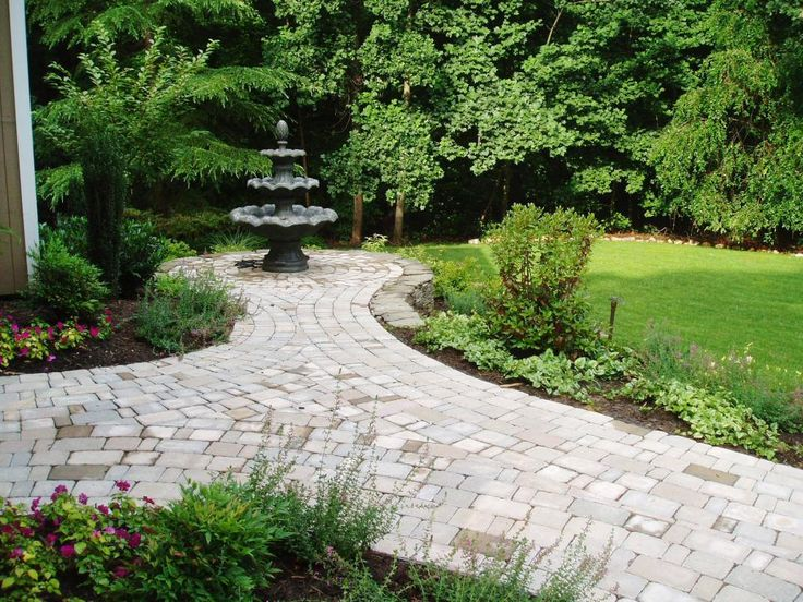 Beautiful Landscaped Gardens 609 best landscaping fountains and water bubblers images on