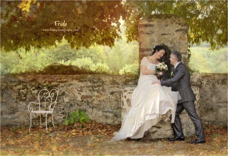 Fridaphotographe.com.Photographe de mariage Limoges, Limousin. Mariage romantique à la campagne. #mariage #couple #wedding