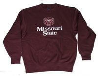 Jansport Crew Neck Sweatshirt | Missouri State University Bookstore