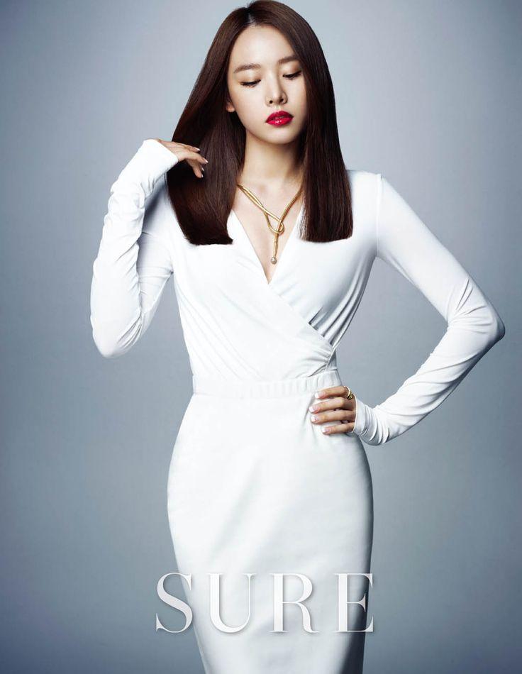 Jo Yoon Hee Sure Korea Magazine May Issue '14