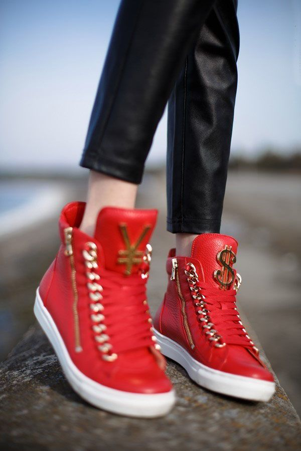 Y.S. Leather sneakers | Buy ➜ https://shoespost.com/y-s-leather-sneakers/