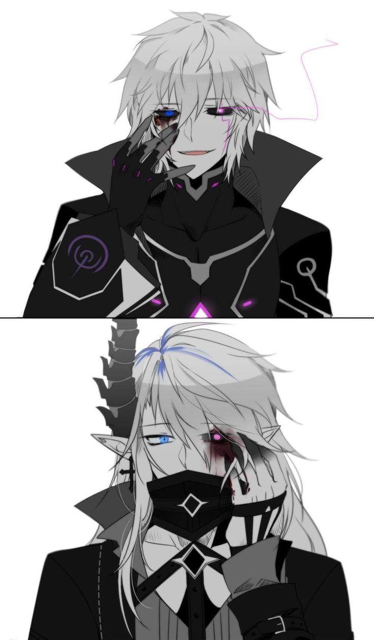 Demonio x DE (Ciel x Add)