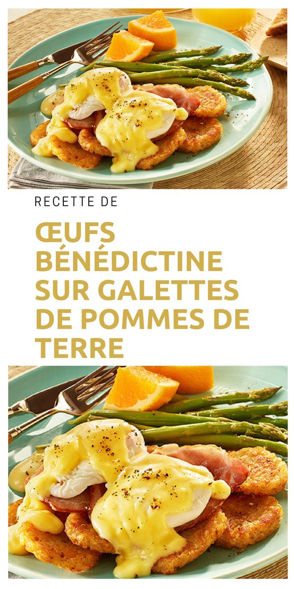 #oeuf #bénédictine