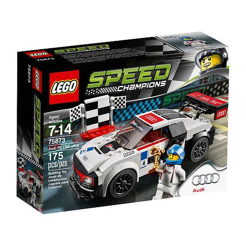 "LEGO Speed Champions Audi R8 Lms Ultra (75873) - LEGO - Toys ""R"" Us"