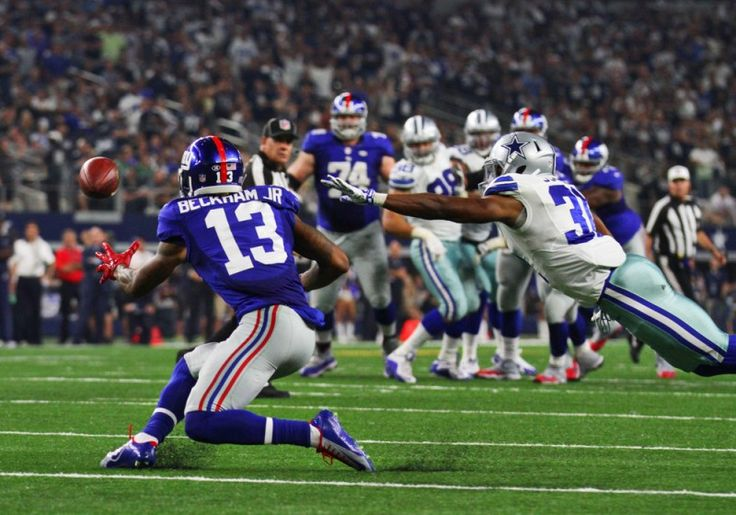 Odell Beckham Wasn't Used Effectively Against Cowboys -TPS  Anyone anticipating a big game for second-year rookie sensation Odell Beckham, Jr. was disappointed on Sunday night. He failed to really make a splash in the first Week 1 start of his career.....
