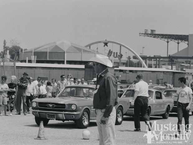 View 1966 Mustang Rally Pomona Fairgrounds - Photo 55321963 from 1966 Mustang Rally