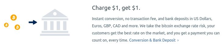 Zero transactions fees. The world's first all-inclusive payment processing. For #Bitcoin only