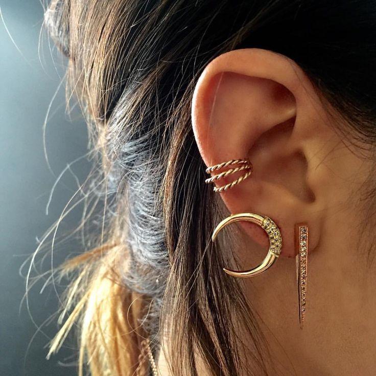 Image result for nashville lennon stella ear piercings
