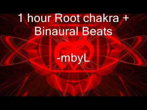 1 hour Root Chakra Binaural Beats Meditation Music.  You'll want to have your earbuds/headphones on with this healing Muladhara meditation.
