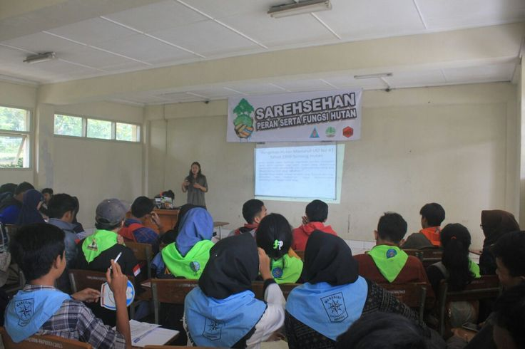 Peringati Hari Hutan International, Mahasiswa Pertanian UNWIM Dan Pijar Kalpataru Gelar Diskusi Penyelamatan Hutan