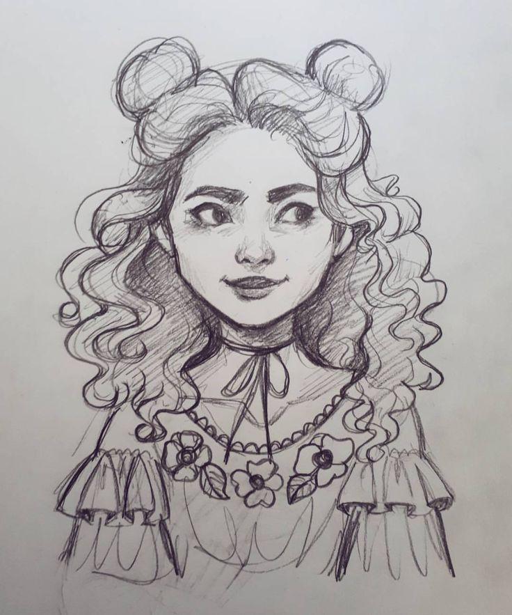 Sketches 🌟 hope everyone is having a nice weekend! #drawing #art #sketching #doodle #cute
