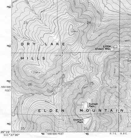 How to Read Topographical Maps