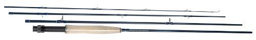 Wetfly Element Fly Rods - 4pc for Fly Fishing (8'6ft 4wt 4pc) Learn more by visiting the image link.