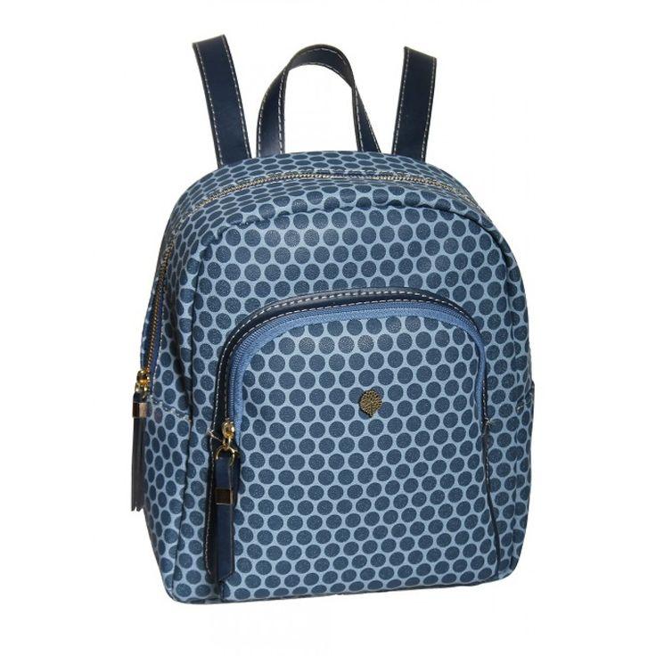 Γυναικεία Τσάντα (Women's Handbag ) THIROS D21-0074-PBlue