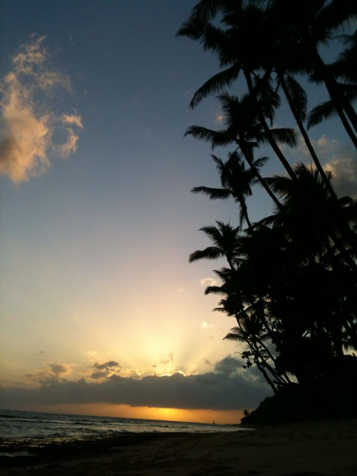 Diamond Head Beach, Hawaii