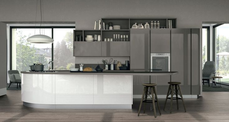 CLOVER 01 by Cucine Lube