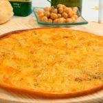 Piatto tipicamente Genovese, la farinata è una ricetta gustosa da provare sicuramente