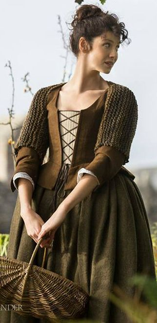 Outlander: Claire -- This would look AMAZING out of the Fox Fiber Worsted Yarn or the Twirl Petals Yarn (doubled). See our 'Outlander Yarns' collection.