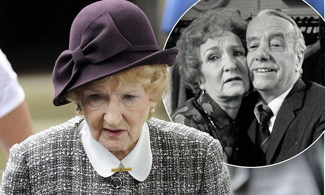 Eileen Derbyshire has 'left the cobbles of Corrie' after 55 years