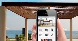 """App Ritz Carlton. Imagen del post """"¿App o versión móvil de la web?"""" en el #TourismRevolutionBlog #mindproject_es #Innwise"""