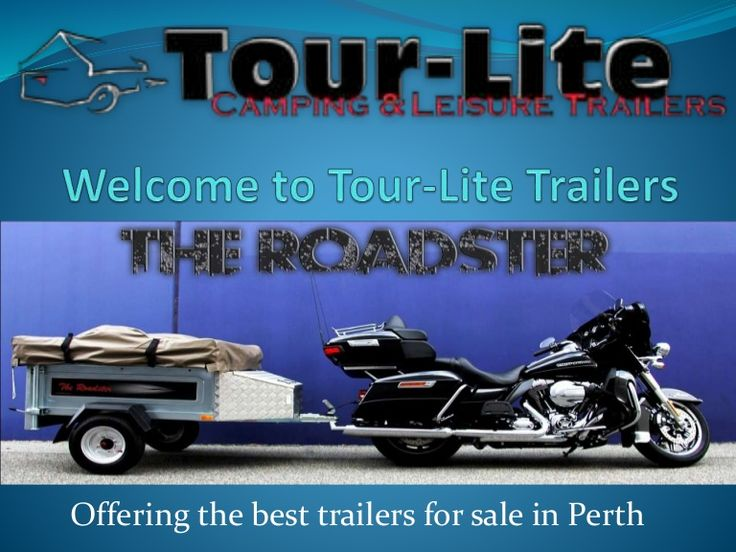 Tour-Lite Trailers has emerged as one of the most prominent and trusted supplier of high quality trailers in Perth. We have trailers for both two and four wheeler vehicles. Visit our agency to buy trailers in your desired model and design at market leading charges.