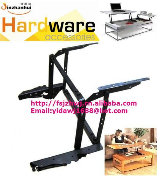 Lift Up Coffee Table Mechanism ,table Furniture Hardware In Furniture Hinges  From Home Improvement