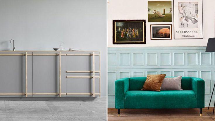 5 sätt att uppdatera dina Ikea-möbler