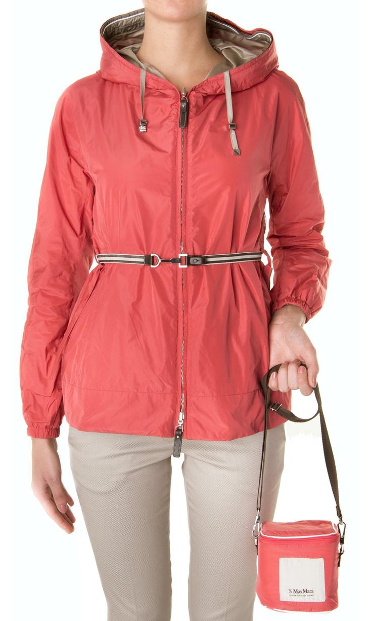 'S Max Mara modular and reversible garment #jacket