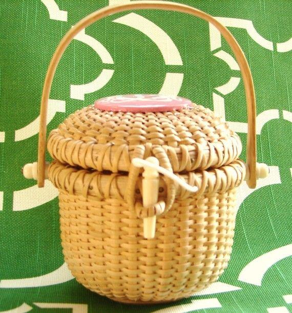 Basket Weaving Nantucket : Images about nantucket baskets on