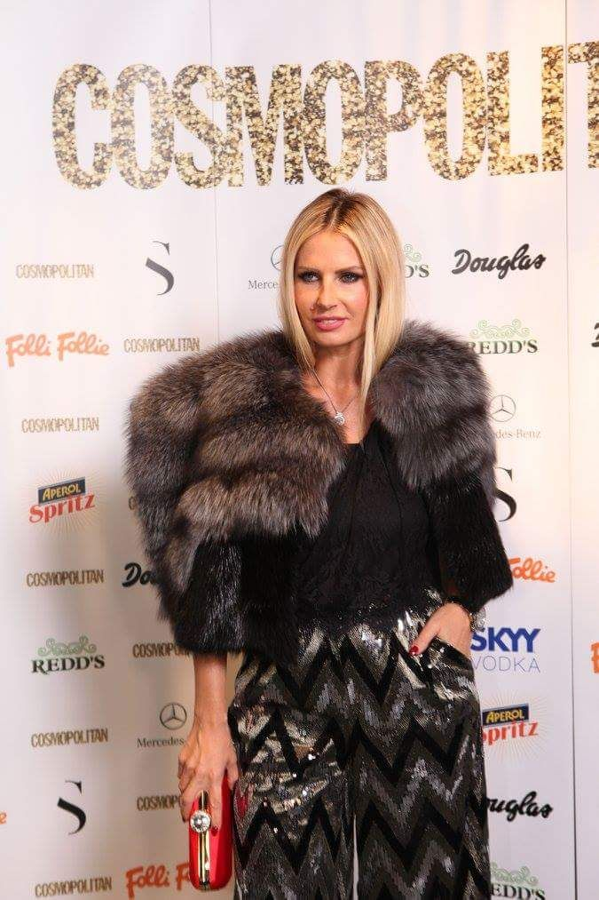 Andreea Banica wearing Paisi ❤❤