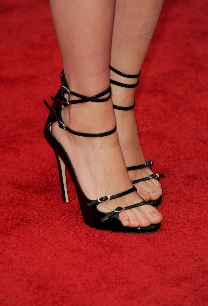 Scarlett Johansson Feet  Shoes  Pinterest  Scarlett -6092