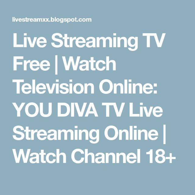 Live Streaming TV Free | Watch Television Online: YOU DIVA TV Live Streaming Online | Watch Channel 18+