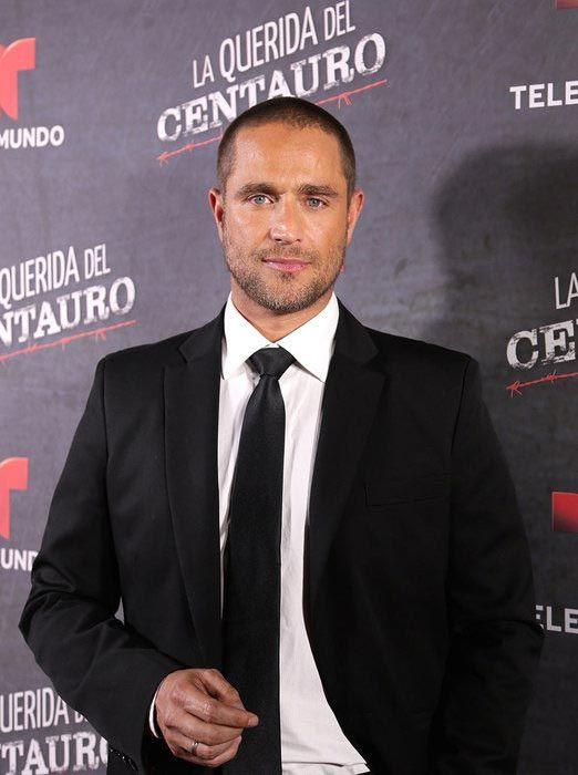 Michel Brown at the La Querida Del Centauro premiere event in January 2016...
