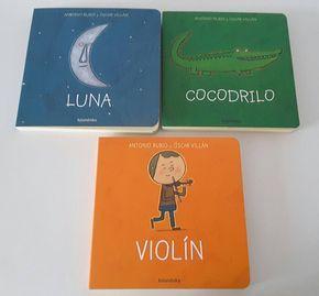 Hola:    Hoy os traigo unos libros-nana imprescindibles para pequeños lectores (Son perfectos de 0-3, pero también se pueden utilizar con ni...