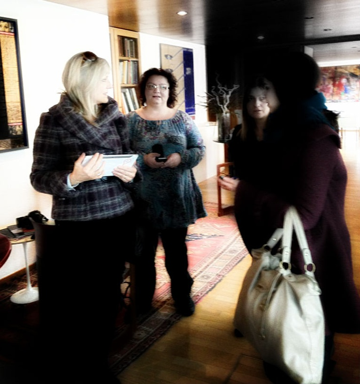 Le blogger arrivano all'albergo ristorante della Famiglia Ferretto, Il Cascinale Nuovo