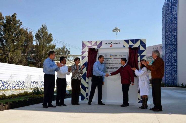El hospital para el niño poblano, pone en marcha la unidad de trasplante de médula ósea