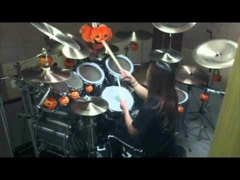 """Sole Survivor - Drum cover """"I got that fever burning my head, so many memories, no tear so shed..."""""""